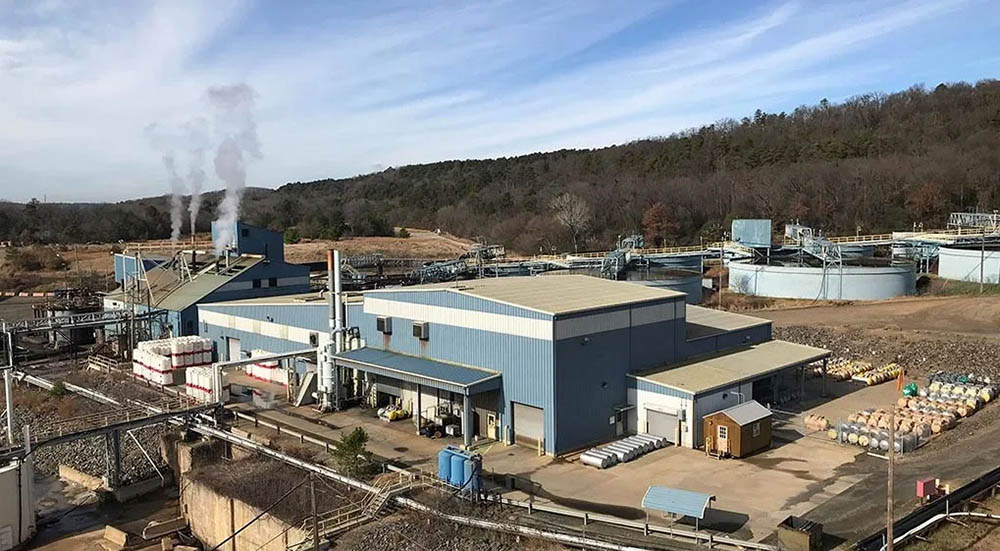 U.S. Vanadium To Keep Arkansas-Based Facility Operational