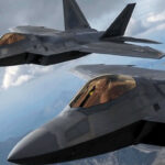 Vanadium-strengthened titanium alloys are crucial to the performance of U.S. military systems such as the F-22 jet fighter.