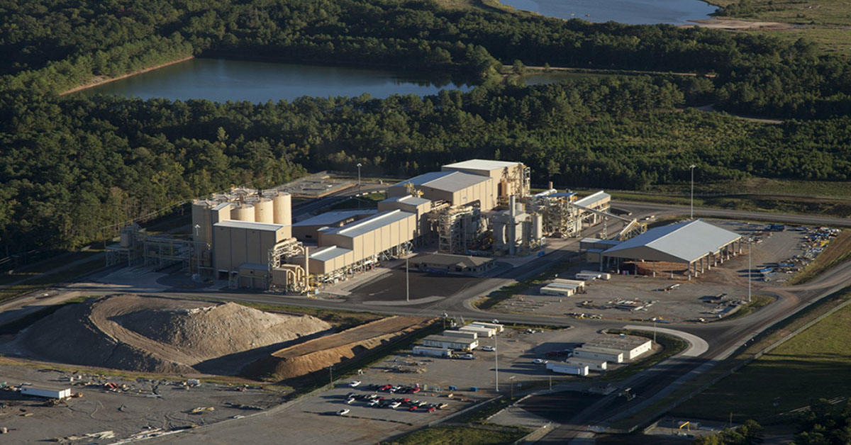 USV Benton Plant